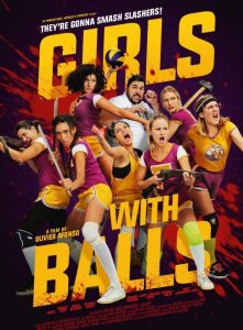 Girls with Balls Netflix