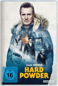 Hard Powder DVD
