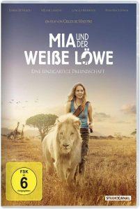 Mia und der weisse Loewe DVD