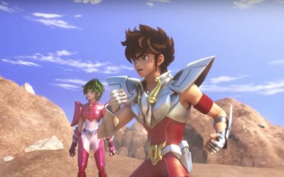 Saint Seiya Knights of the Zodiac Netflix
