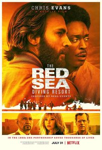 The Red Sea Diving Resort Netflix Chris Evans