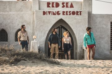 The Red Sea Diving Resort Netflix Chris Evans