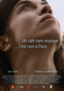 Un cafe sans musique cest rare a Paris