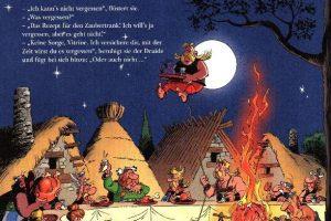 Asterix Das Geheimnis des Zaubertranks Comic