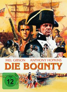 Die Bounty Anthony Hopkins Mel Gibson