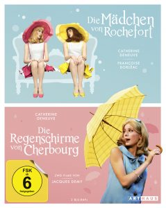 Les parapluies de Cherbourg Die Regenschirme von Cherbourg