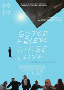Super Friede Liebe Love