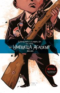 Umbrella Academy Band 2 Dallas