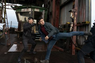 Wu Assassins Iko Uwais Netflix