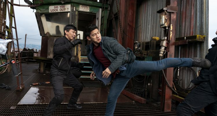 Wu Assassins Staffel 1 Film Rezensionende