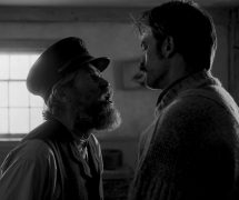 THE LIGHTHOUSE Der Leuchtturm Willem Dafoe Robert Pattinson