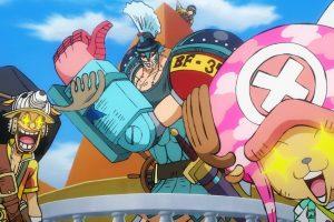 One Piece 13 Stampede