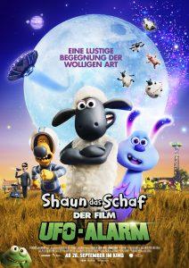 Shaun das Schaf Ufo Alarm A Shaun the Sheep Movie: Farmageddon