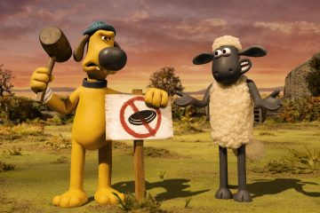 Shaun das Schaf Ufo Alarm A Shaun the Sheep Movie: Farmageddon