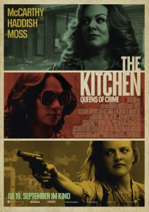 The Kitchen Queens of Crime
