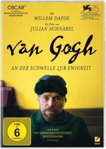 Van GoghAn der Schwelle zur Ewigkeit dvd