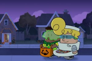 Captain Underpants Hackaween Netflix