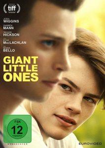Giant Little Ones DVD