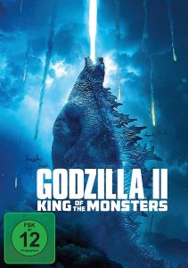 Godzilla II King Of The Monsters DVD