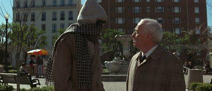 Jagd auf einen Unsichtbaren Memoirs of an Invisible Man