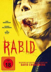 Rabid 2019 DVD