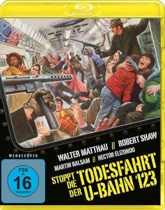 Stoppt die Todesfahrt der U-Bahn 123 The Taking of Pelham One Two Three