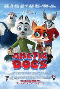 Arctic Justic Thunder Squad Arctic Dogs Netflix