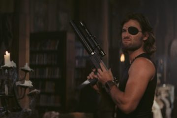 Die Klapperschlange Escape from New York