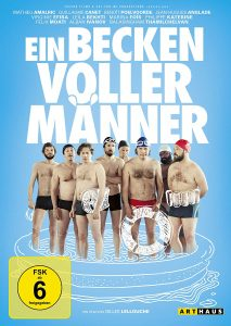 Ein Becken voller Maenner DVD