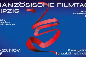 Franzoesische Filmtage Leipzig 2019