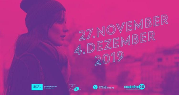 Franzoesische Filmwoche Berlin 2019