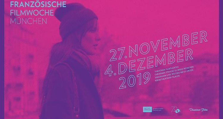 Franzoesische Filmwoche Muenchen 2019