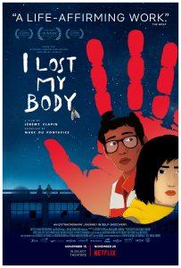 Ich habe meinen Körper verloren J'ai perdu mon corps I Lost my Body Netflix