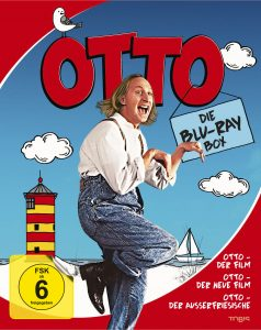 Otto Bluray Box