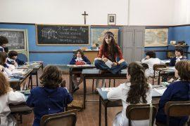 La Befana vien di notte Unsere Lehrerin die Weihnachtshexe