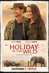 Weihnachten in der Wildnis Holiday in the Wild Netflix