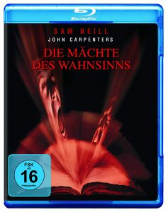 Die Mächte des Wahnsinns In the Mouth of Madness John Carpenter