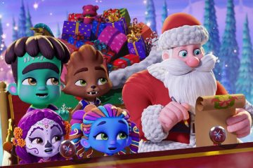 Die Supermonster retten Weihnachten Super Monsters Save Christmas Netflix