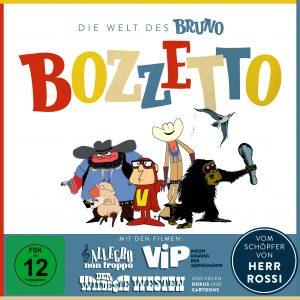 Die Welt des Bruno Bozzetto