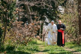 Die zwei Paepste The Two Popes Netflix