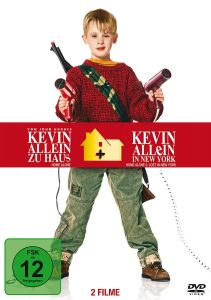 Kevin allein zu Haus allein in New York Home Alone