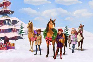 Spirit wild und frei Weihnachts Spirit Netflix