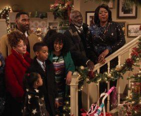 Weihnachten mit Familienanhang A Family Reunion Christmas Netflix