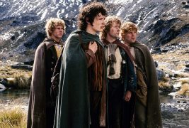 Der Herr der Ringe Die Gefährten The Lord of the Rings: The Fellowship of the Ring
