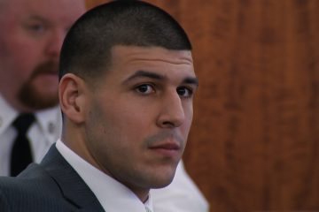 Der Moerder in Aaron Hernandez Killer Inside The Mind of Aaron hernandez Netflix
