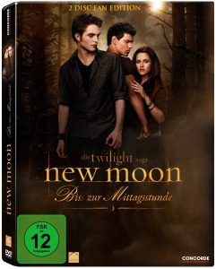 New Moon Biss zur Mittagsstunde