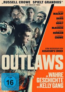 Outlaws Die wahre Geschichte der Kelly Gang True History of the Kelly Gang