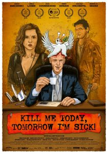 Kill Me Today Tomorrow Im Sick