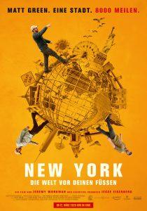 New York Die Welt vor deinen Füßen
