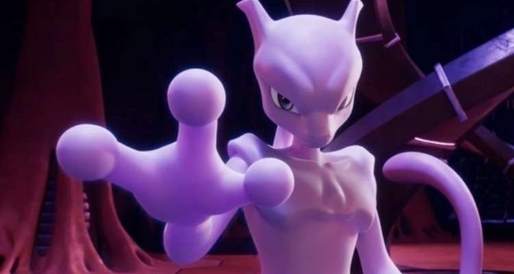 Pokemon Mewtwo Strikes Back Evolution